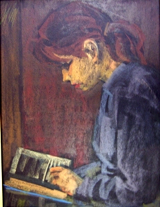 Girl Reading (1966)
