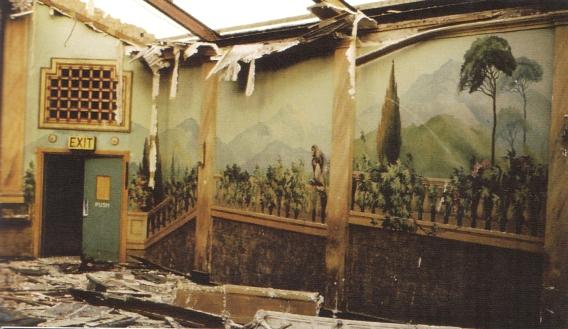 Interior also by George Legge