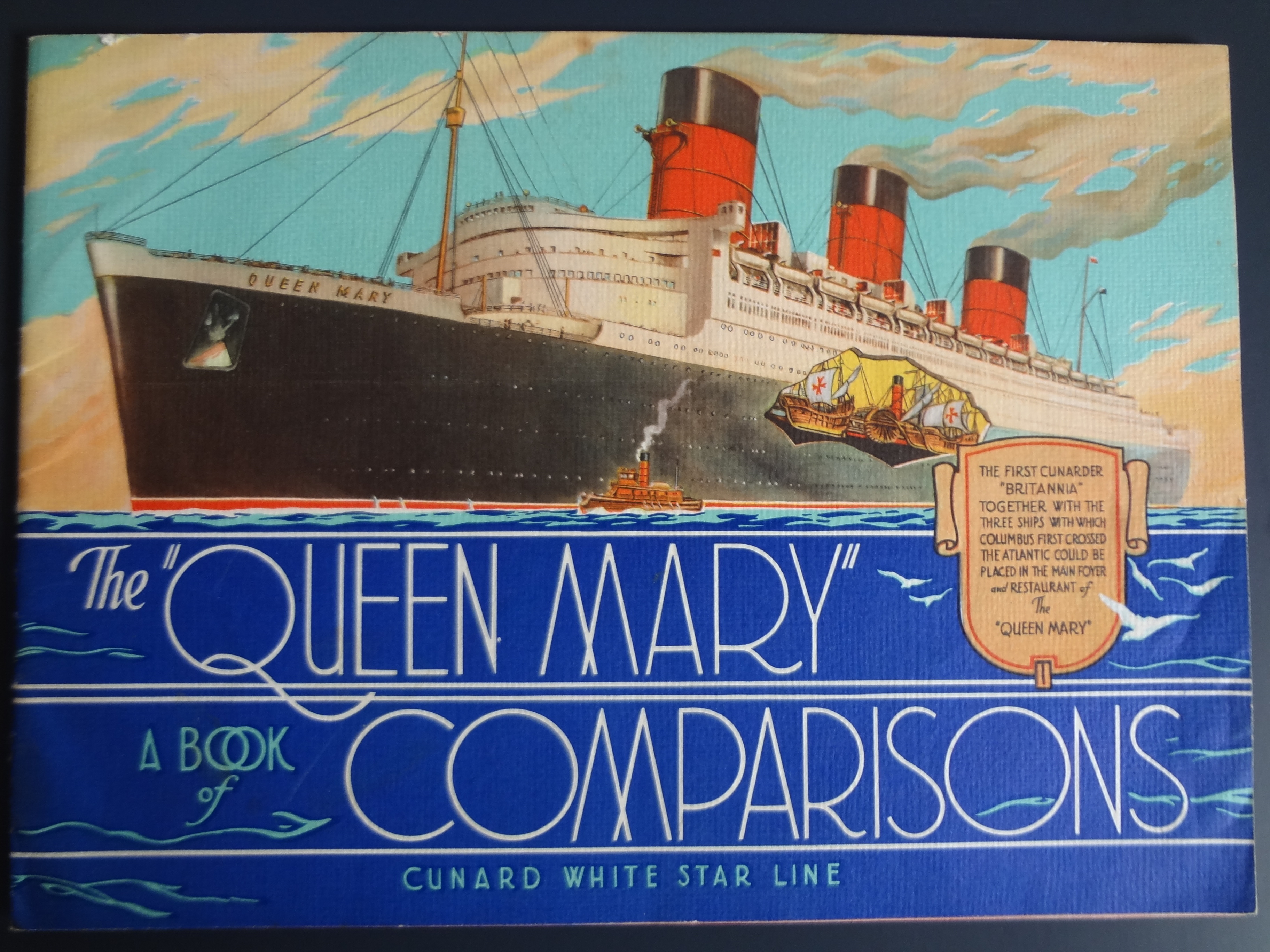 The Queen Mary Takes Me: A Tribute to Craig Anderson