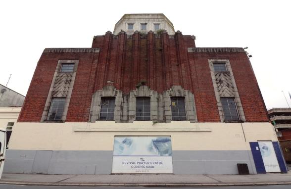 Gaumount Cinema, Plymouth