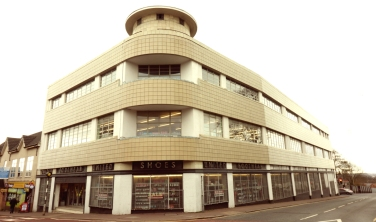 Co-operative Department Store (1939), Dudley