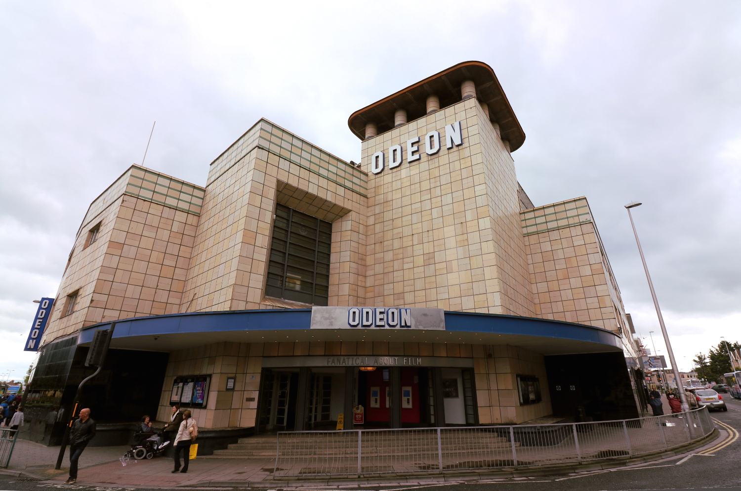 Survivors – The Remaining Pre-War ODEON Cinemas.