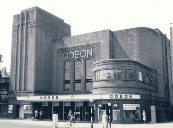 Odeon, Blossom Street, York, Yorkshire