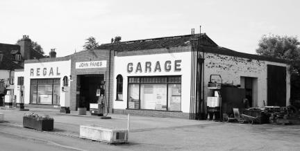 Regal Garage (1935), Upton upon Severn