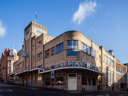 Daily Echo Building, Bournemouth (1932) by Seal & Hardy
