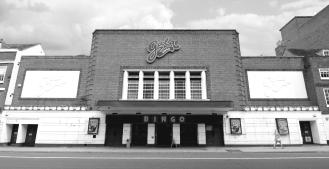 Gaumont Cinema (1935), Worcester