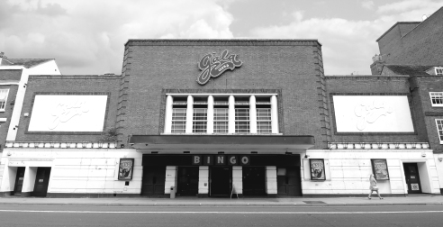 Gaumont Cinema (1935), Worcester