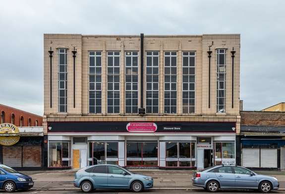 Former Littlewoods, Morecambe (circa-1939)