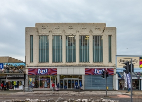 Former Woolworths, Morecambe (circa-1939)