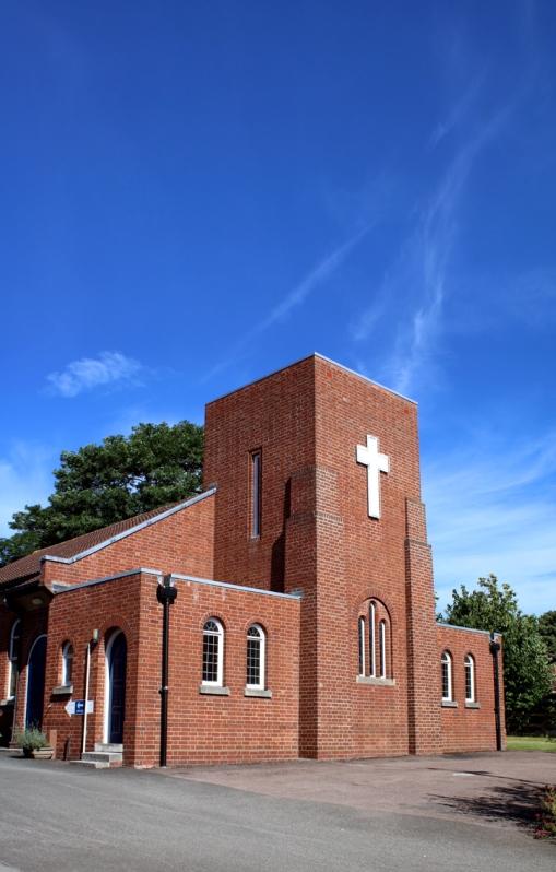 Droitwich Spa Methodist Church (1938)