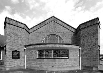 Somers Park Methodist Church (1936), Malvern Link
