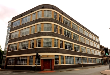 Victoria Carpets (1938), Kidderminster