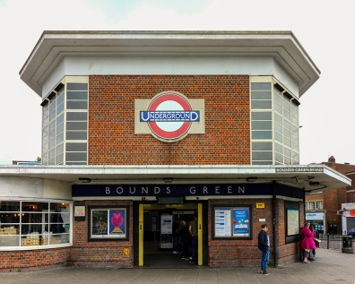 Bounds Green (1932) by Charles Holden