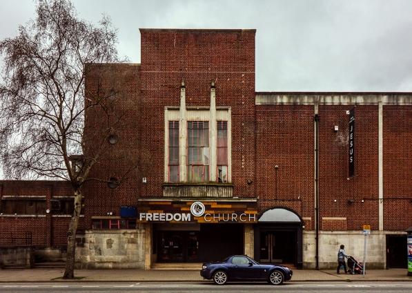 Ritz Cinema, Hereford (1938)