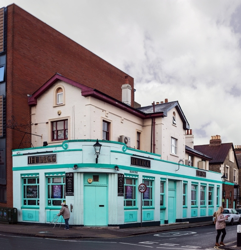 'The Deco' Public House, Portsmouth