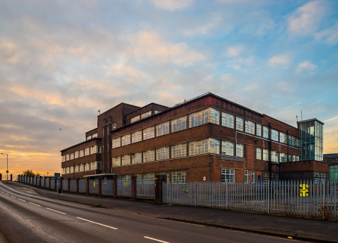 Universal Wheel Grinding Co, Doxy, Stafford (1938-9)