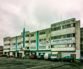 Colin Campbell House (1938), Plymouth