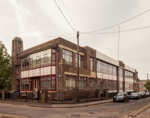 Goddards Polish Factory (1932), Leicester