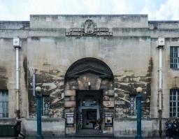 Former Police Station, Bristol (1928)