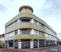 Former Cooperative Department Store, Dudley (1938)