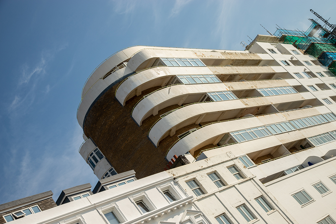 Marine Court, St Leonards-on-Sea (1936-8)