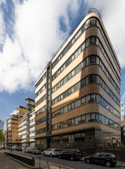 Ibex House, Minories (1933-37) by Fuller, Hall & Foulsham