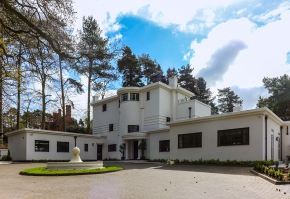 Blakedown Rough (Woodlands House), Blakedown (1934) by S. N. Cooke