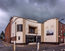 Former Clifton Cinema, Leominster (1936) by Ernest S. Roberts