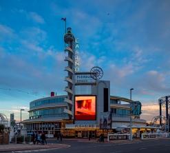 Pleasure Beach Casino, Blackpool (1937-40) by Joseph Emberton