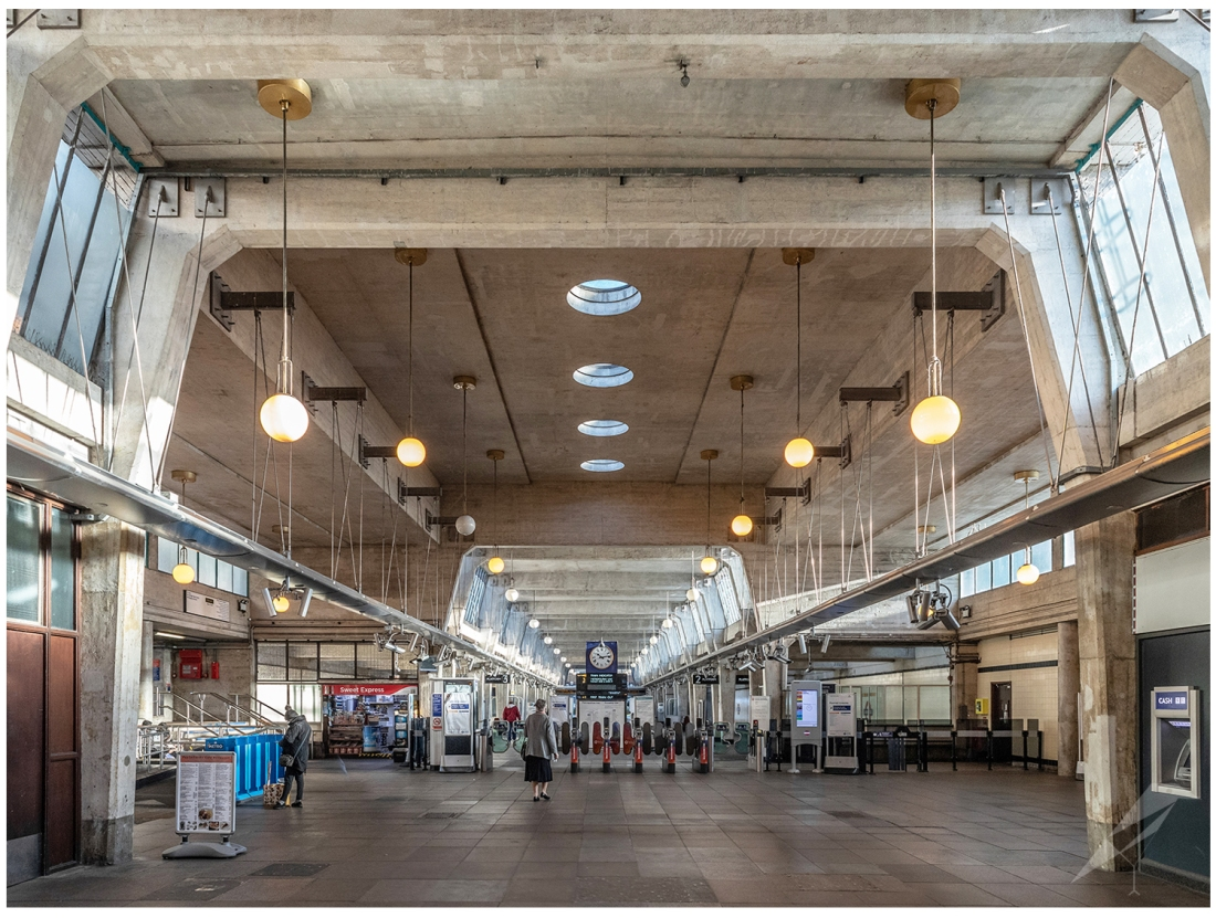 Uxbridge Concourse